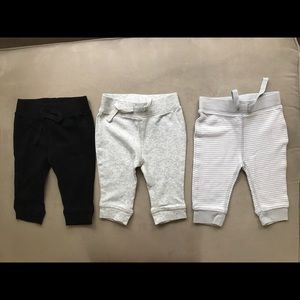 Old Navy Unisex Baby Sweatpants Size 3-6M